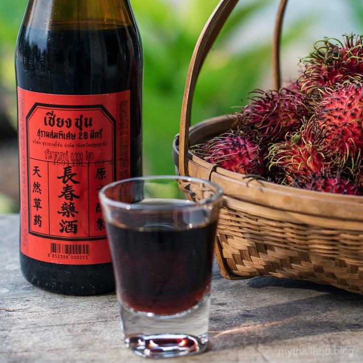 Chiang Chun liquor