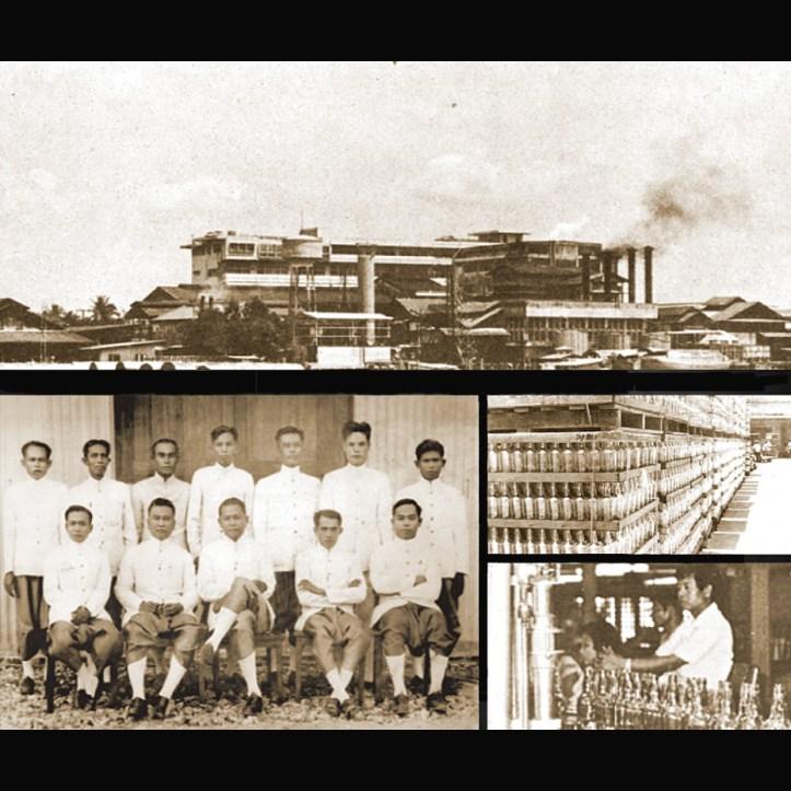 Bangyikhan Distillery in Bangkok