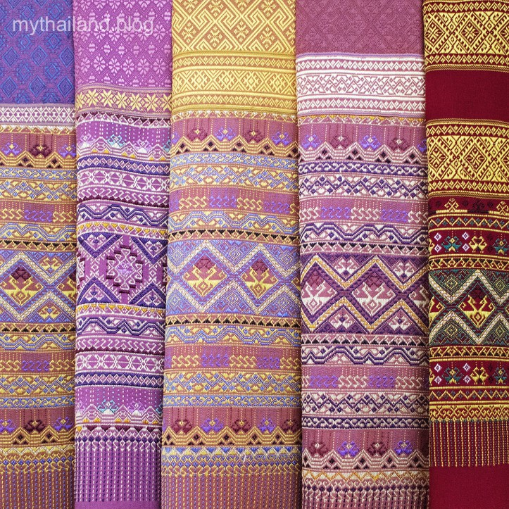 Sukhothai Handwoven Silk