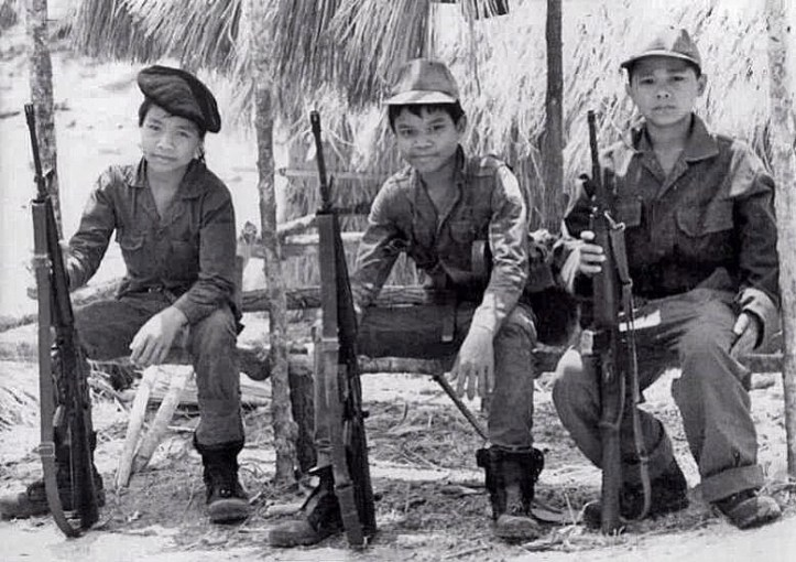 Hmong Boy Soldiers