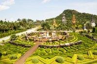 Nong Nooch Tropical Garden Pattaya Thailand Blog   Autos Post