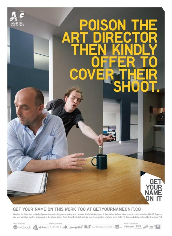 Advertising Agency Art Director