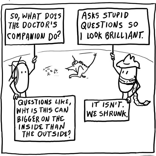 79 – Questions, Questions!