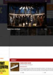 Find all Titanic pics & social media on www.stagefaves.com