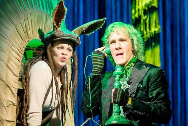 The Lorax Cast >> News Simon Paisley Day Reprises Once Ler Performance In The