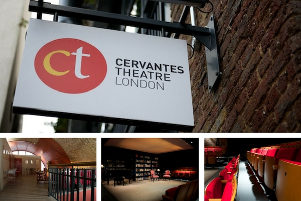 The Eyes of the Night premieres at London's Cervantes Theatre