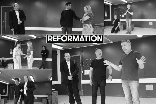 Reformation rehearsals montage