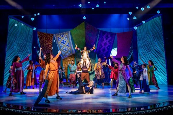 Joseph and the Amazing Technicolor Dreamcoat at the London Palladium