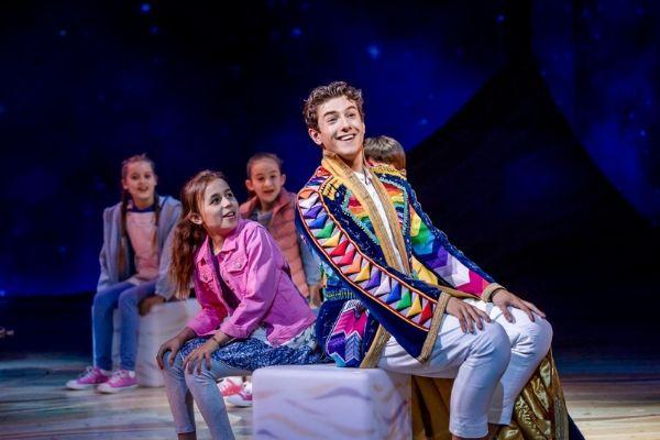 Joseph & The Amazing Technicolor Dreamcoat at London Palladium