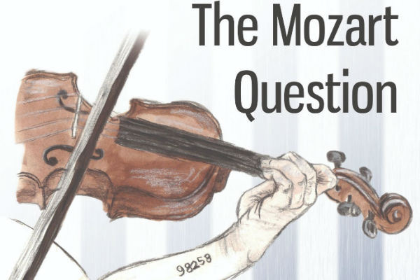 The Mozart Question runs Upstairs at the Gatehouse from 13 to 18 August 2019