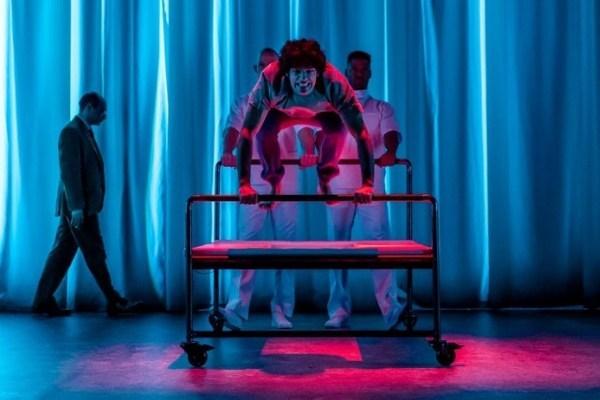 Ethan Kai stars in Equus at the West End's Trafalgar Studios
