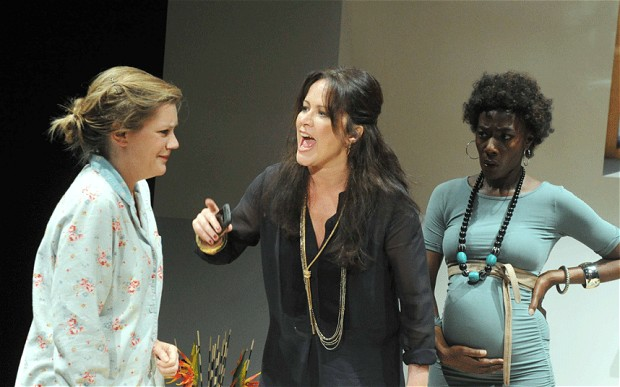Adult Supervision at the Park Theatre in 2013
