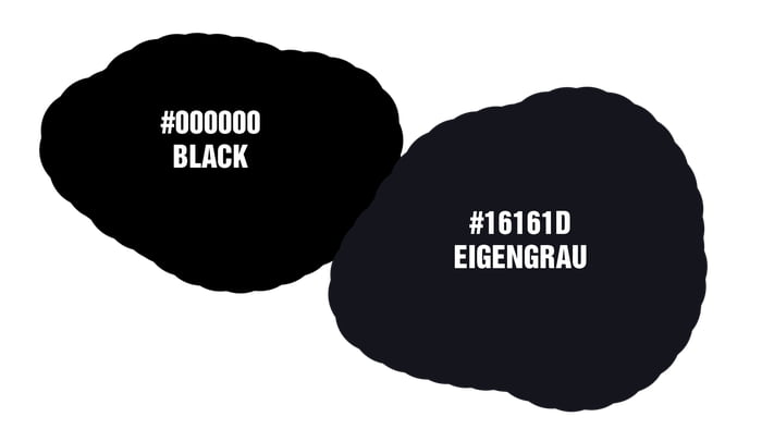 Can you see the difference between Black & Eigengrau?