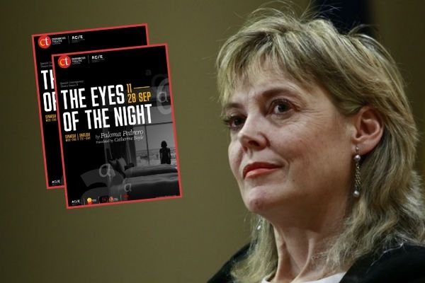 The Eyes of the Night playwright Paloma Pedrero