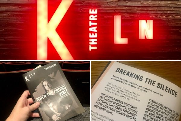 Terri Paddock was impressed by When the Crows Visit and the new-look Kiln Theatre
