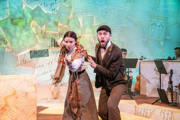 Daddy Long Legs at Barn Theatre Cirencester