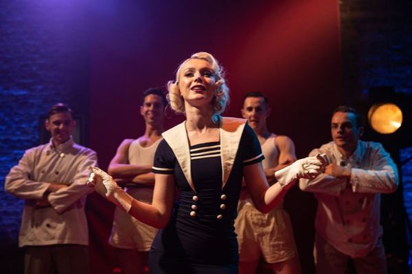Gentlemen Prefer Blondes at Union Theatre
