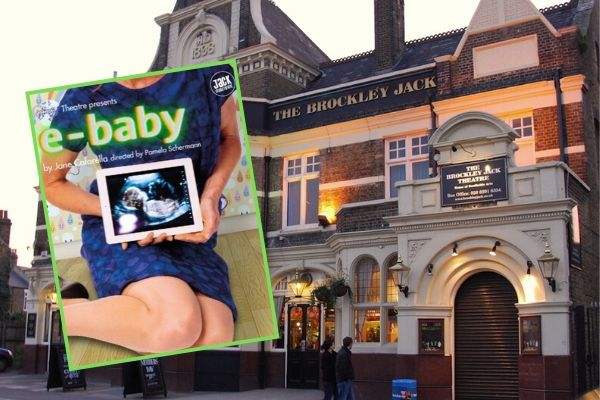 Jane Cafarella's e-baby gets its UK premiere at London's Brockley Jack Theatre, November 2019