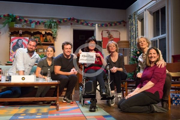 Watch the full post-show talk with the cast of A Day in the Death of Joe Egg at the West End's Trafalgar Studios, including Toby Stephens, Claire Skinner, Patricia Hodge and Storme Toolis