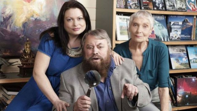 Rosalind Blessed, Brian Blessed & Hildegard Neil (Image: Geraint Lewis)