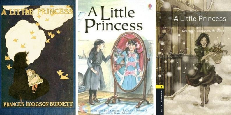 A Little Princess remains in print since it was first published in 1905