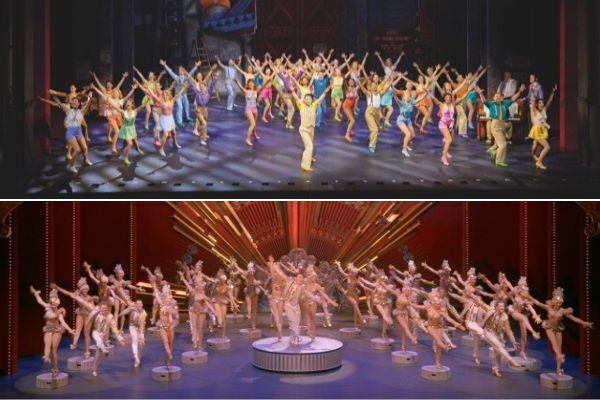 The largest-ever staging of 42nd Street comes to cinemas from 10 November 2019