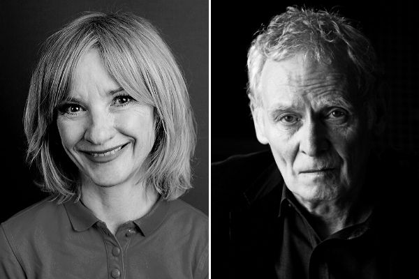 Jane Horrocks & Karl Johnson join Alan Cumming & Daniel Radcliffe in Samuel Beckett's Endgame at the Old Vic Theatre