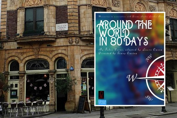 Mercurius Theatre and Drama Studio London present Around the World in 80 Days at Drayton Arms Theatre, London