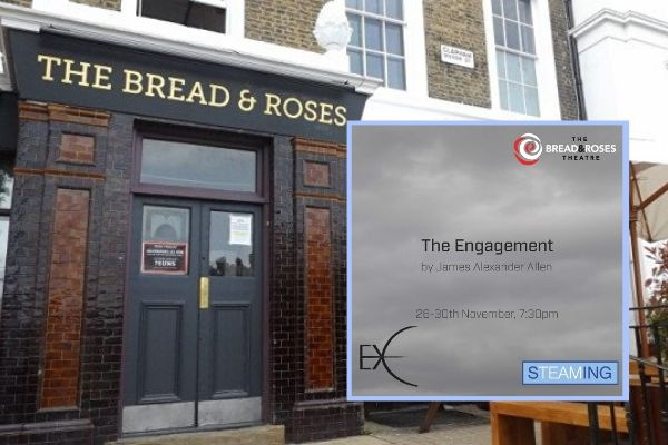 The Engagement - Experimentorium - Bread & Roses Theatre - Nov 19