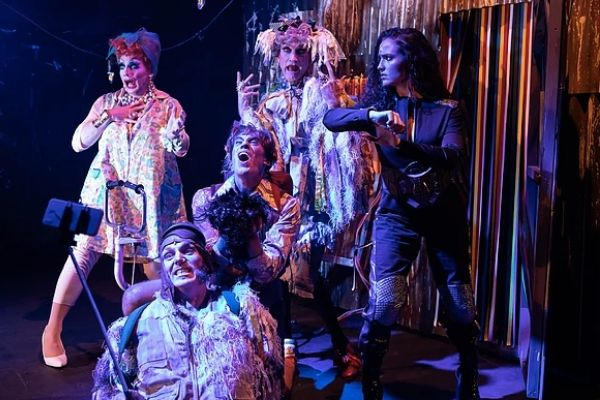 Escape From Planet Trash at Pleasance Theatre