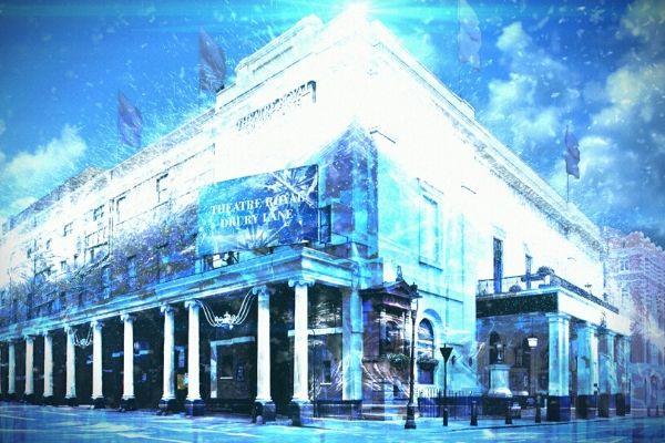 Frozen Theatre Royal Drury Lane