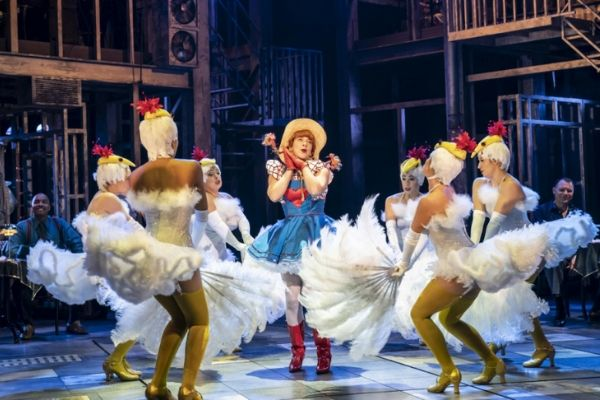 Guys and Dolls at Crucible Theatre