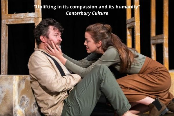 Uncle Vanya - Theatrical Niche - Old Red Lion - December 2019