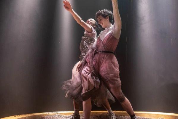 Antigone at New Diorama