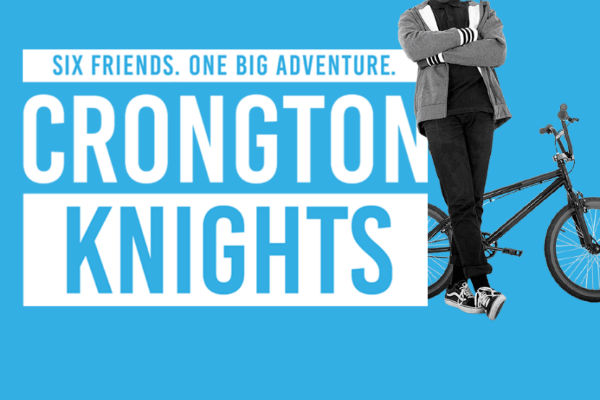 The stage adaptation of Alex Wheatle's Crongton Knights premieres at Belgrade Theatre
