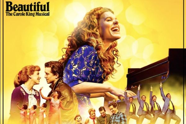 Beautiful The Carole King Musical Touring
