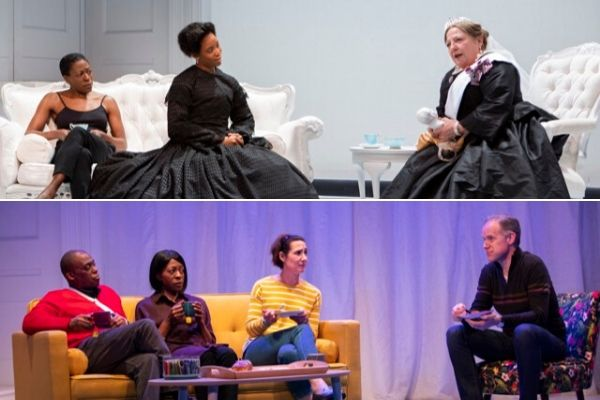 Eclipse Theatre's premiere of Janice Okoh's The Gift. © Ellie Kurtz