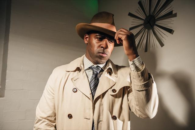 Daniel Francis plays Rosey in COPS at Southwark Playhouse