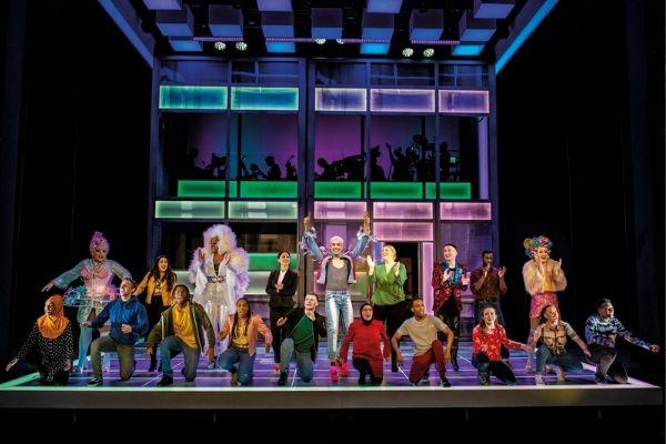 Everybody's Talking About Jamie Apollo Theatre