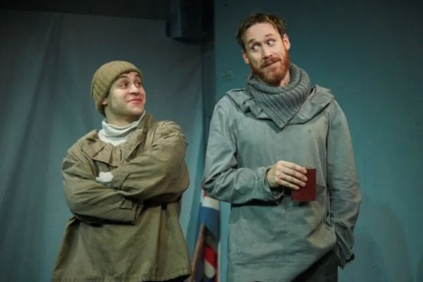 Shackleton and His Stowaway at Park Theatre