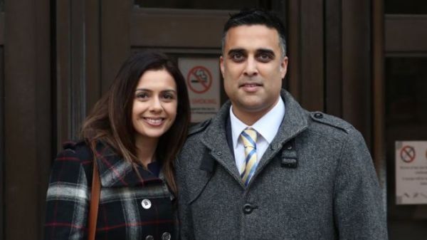 Sandeep & Reena Mander won their race discrimination case after being told not to bother applying to adopt