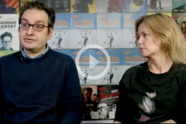 Writer Hassan Abdulrazzak & director Esther Baker discuss The Special Relationship at Soho Theatre