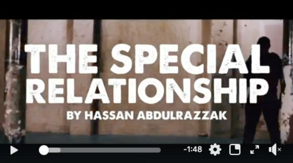 Video trailer for The Special Relationship at Soho Theatre