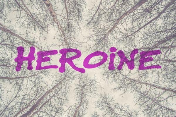 Heroine - Vault Festival - Mar 20