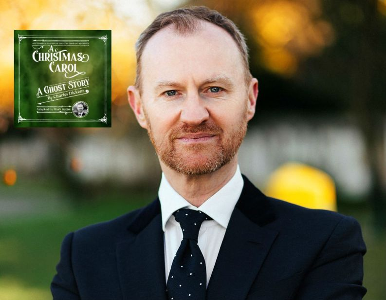 Mark Gatiss adapts & stars in a new version of Charles Dickens' A Christmas Carol