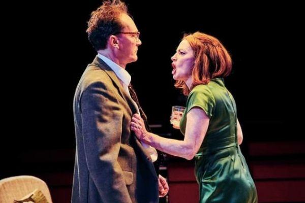 Whos Afraid Of Virginia Woolf Tobacco Theatre Bristol