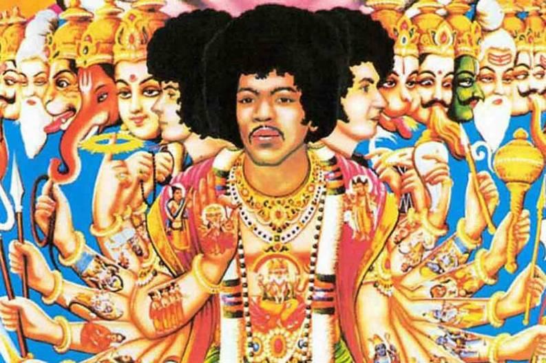 Jimi Hendrix's album Axis: Bold as Love