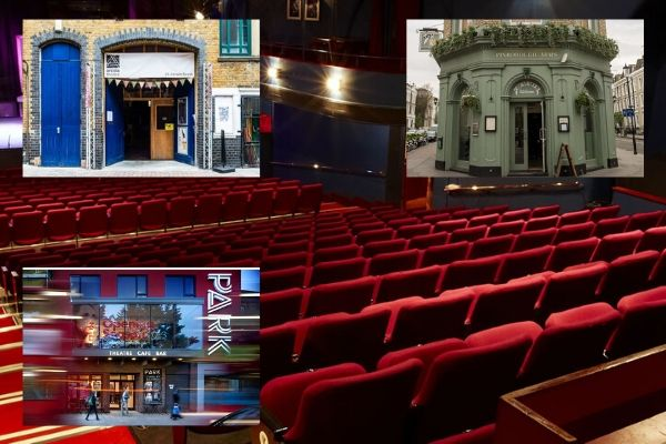 CoronaVirus Theatre Closures Park Theatre Finborough Arcola Charing Cross