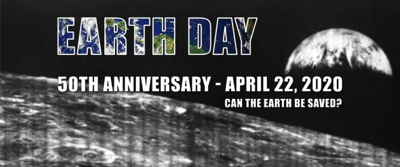 2020 marks 50 years of Earth Day