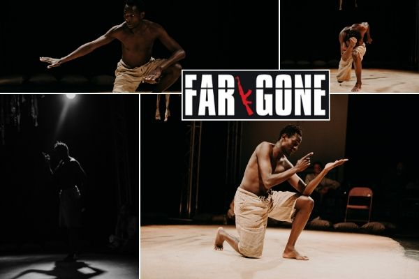 Far Gone production image